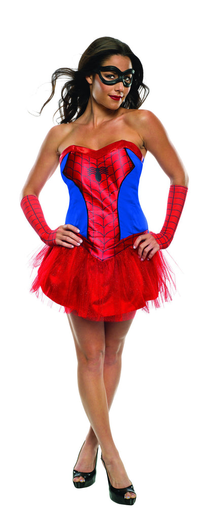 Womens Spider-Girl Tutu Costume