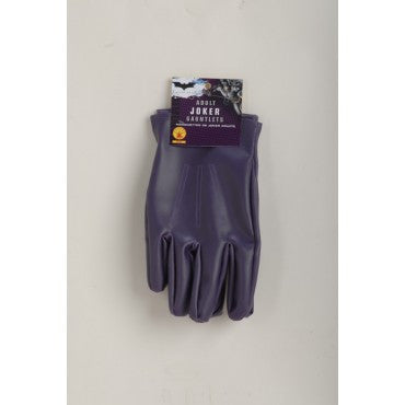 Adults Batman The Joker Gloves