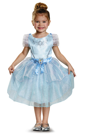 Girls Disney Princess Cinderella Costume