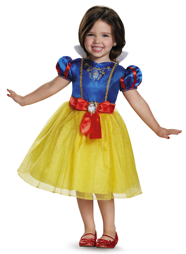 Girls Disney Princess Classic Snow White Costume