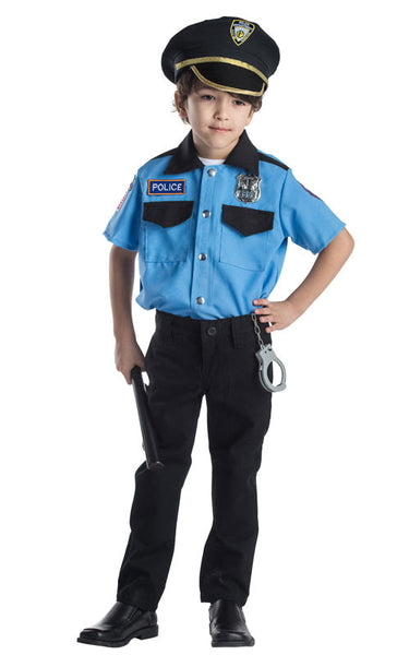 Kids Police Chief Costume