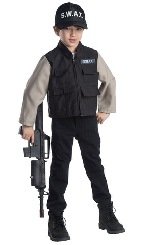 Boys SWAT Team Dress Up Set