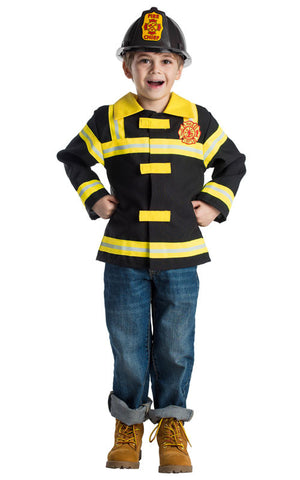 Kids Fire Chief Dress Up Set