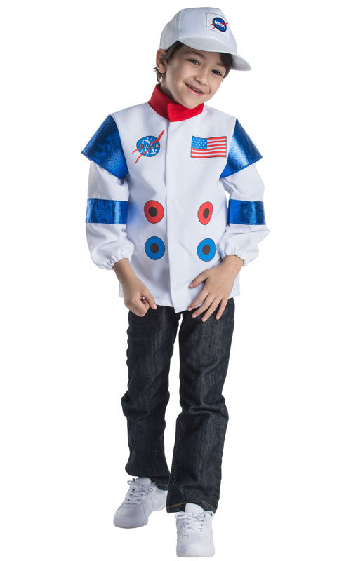 Boys Astronaut Dress Up Set