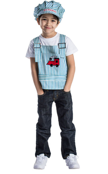 Boys Train Engineer Dress Up Set