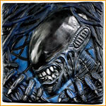 Alien vs Predator Wall Decoration