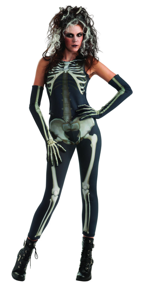 Womens Skeleton Costume