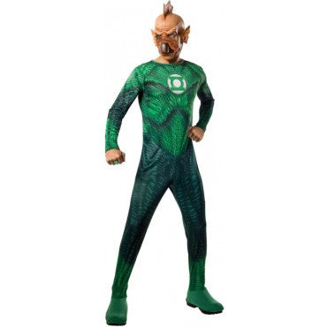 Mens Green Lantern Tomar-Re Costume