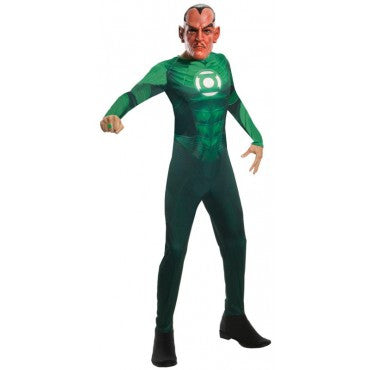 Mens Green Lantern Sinestro Costume