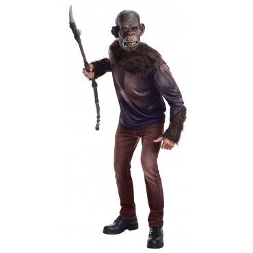 Mens Planet of the Apes Koba Costume