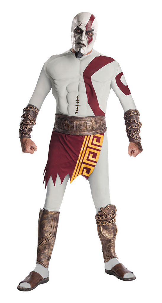 Mens God of War Kratos Costume