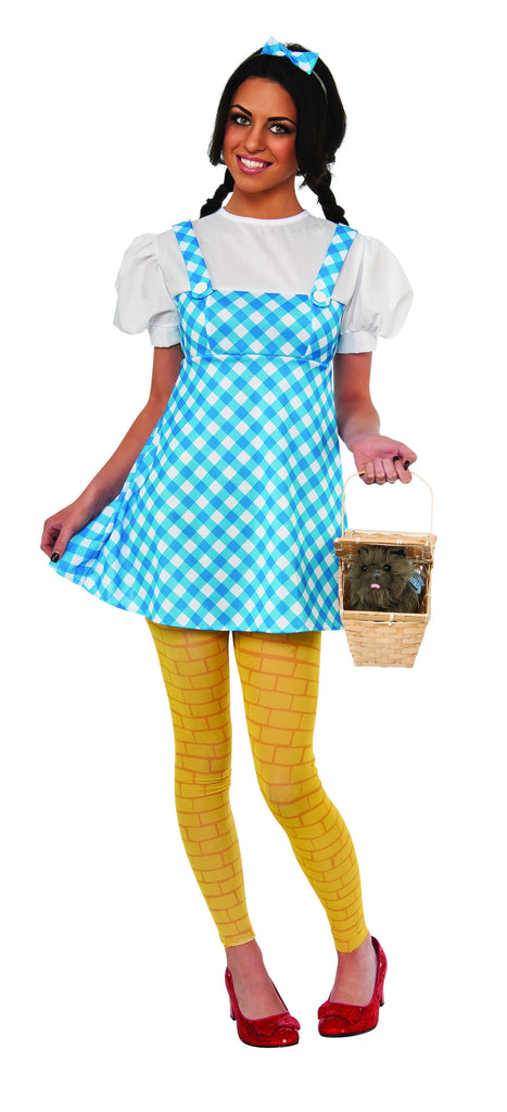 Teens Wizard of Oz Dorothy Costume
