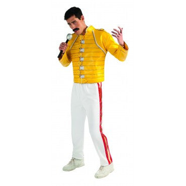 Mens Freddie Mercury Costume