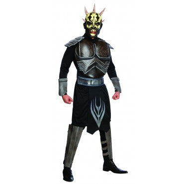 Mens Star Wars Deluxe Savage Opress Costume