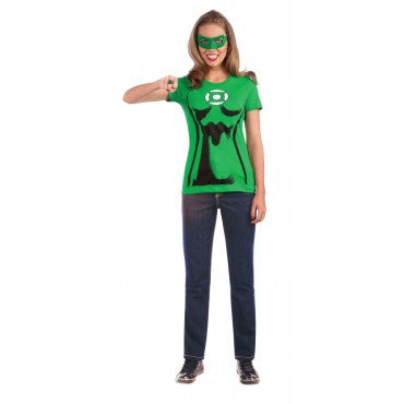 Womens Green Lantern T-Shirt