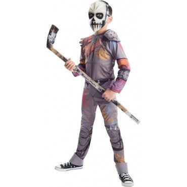 Boys Ninja Turtles Casey Jones Costume
