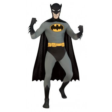 Mens Batman Skin Suit