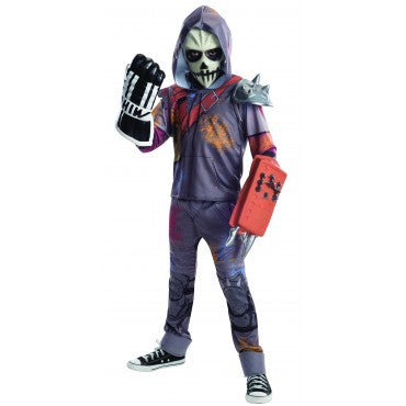 Boys Ninja Turtles Deluxe Casey Jones Costume