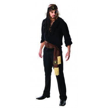 Mens Swashbuckler Costume