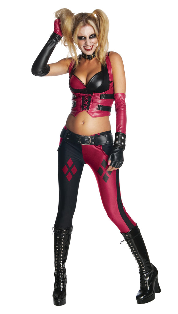 Womens Batman Harley Quinn Costume