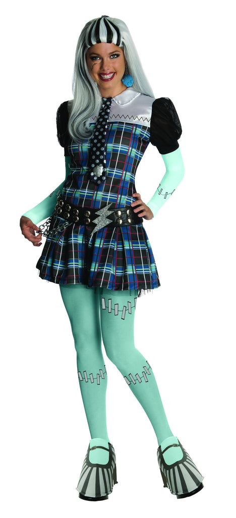 Womens Monster High Frankie Stein Costume