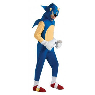 Mens Sonic the Hedgehog Costume