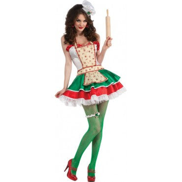 Womens Ginger Sweetie Costume