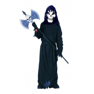 Boys Scary Skeleton Costume