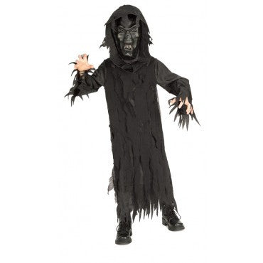 Boys Skeleton Lord Costume