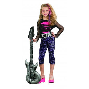 Girls Rock Star Costume