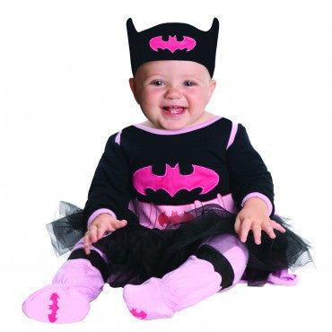 Infants Batman Batgirl Onesie Costume