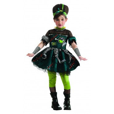 Girls Frankie's Princess Costume