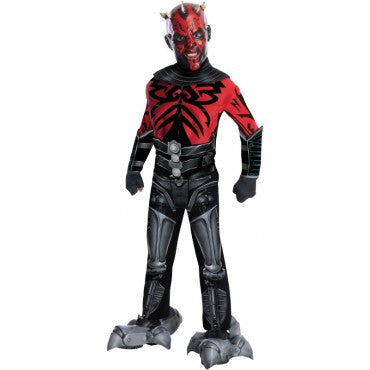 Boys Star Wars Deluxe Darth Maul Costume