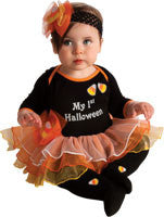 Infants My First Halloween Tutu Costume
