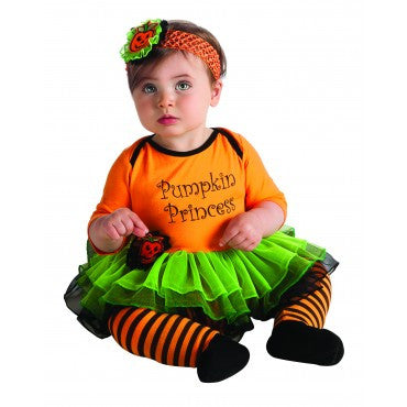 Infants Pumpkin Princess Costume