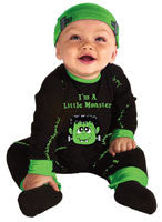 Infants Lil' Monster Costume