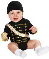 Infants Michael Jackson Military Onesie