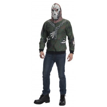 Mens Friday the 13th Jason Hoodie