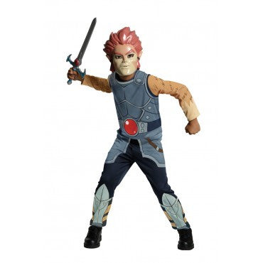 Boys Thundercats Lion-O Costume