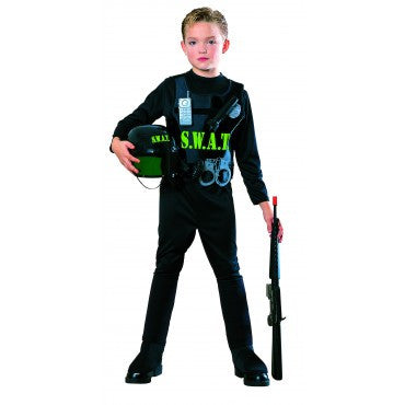 Boys S.W.A.T. Team Costume