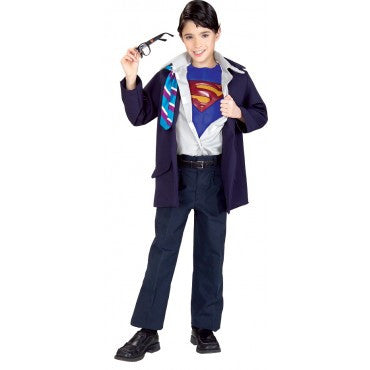 Boys Clark Kent/Superman Costume