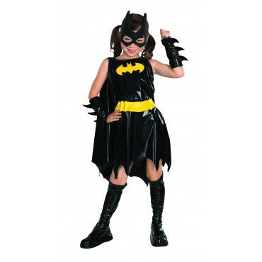 Girls Batman Batgirl Costume