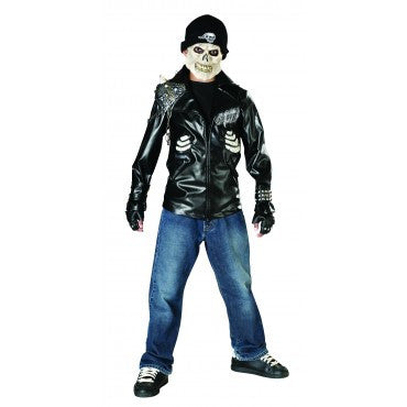 Boys Death Rider Costume