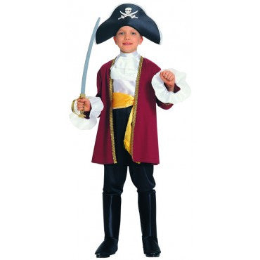 Boys Captain Hook Costume