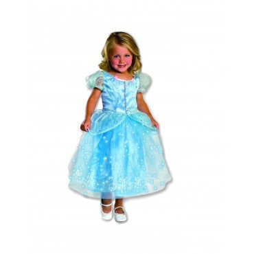 Girls Crystal Princess Costume