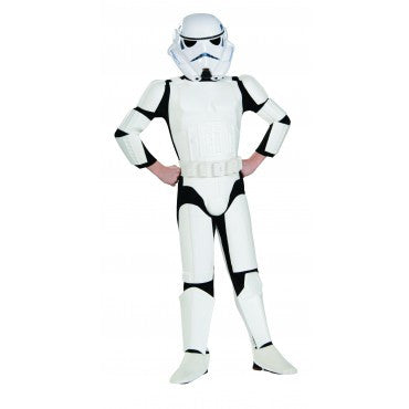 Boys Star Wars Stormtrooper Costume