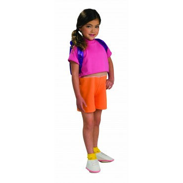 Girls Dora the Explorer Costume