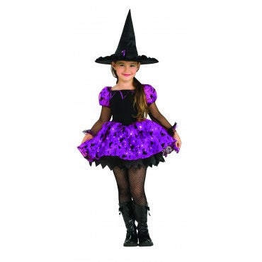 Girls Moonlight Magic Witch Costume