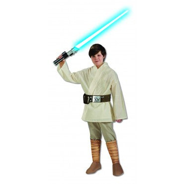 Boys Star Wars Deluxe Luke Skywalker Costume