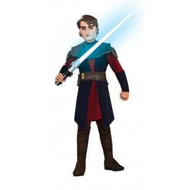 Boys Star Wars Deluxe Anakin Skywalker Costume